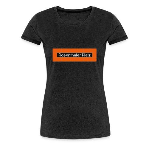 Rosenthaler Platz - Women's Premium T-Shirt