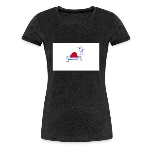 Project 3 - Camiseta premium mujer