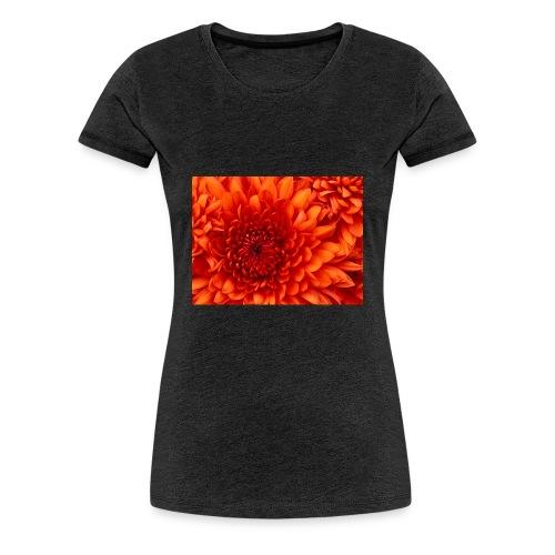 Chrysanthemum-jpg - Maglietta Premium da donna