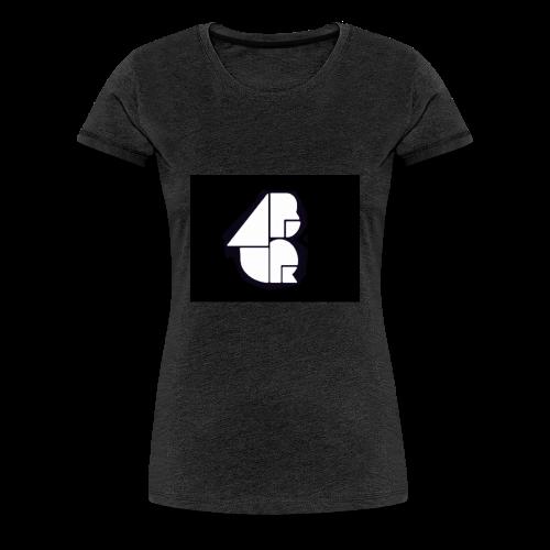 tbr hoodie black - Vrouwen Premium T-shirt