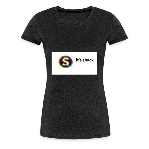 shack - Women's Premium T-Shirt