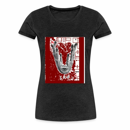 Sakuta - Dame premium T-shirt