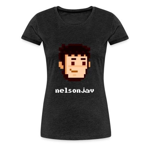 Simple Nelsonjav - Women's Premium T-Shirt