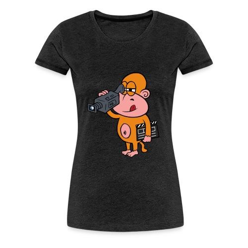 Vivir Rodando - Camiseta premium mujer