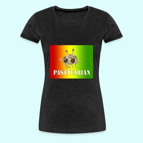 Reggae pastafarian - Vrouwen Premium T-shirt