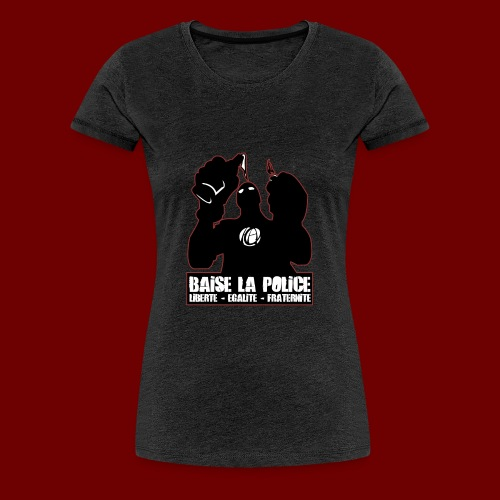 Baise 1 - Frauen Premium T-Shirt