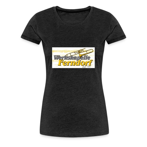Logo WK Ferndorf - Frauen Premium T-Shirt