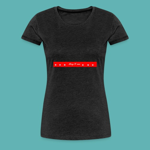 Merry X-mas - Frauen Premium T-Shirt