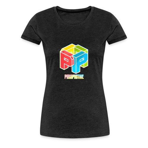 Perspective - T-shirt Premium Femme