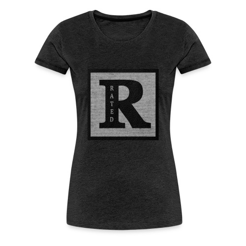 RaTeD R t-shirt - Women's Premium T-Shirt
