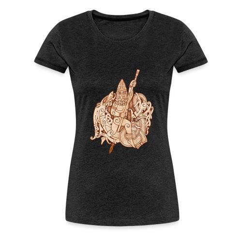 Second Sorrow Of Hlín - Camiseta premium mujer
