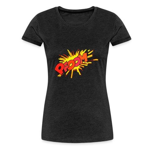 Explosion Bombe - T-shirt Premium Femme