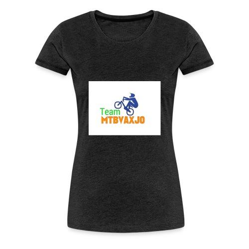 mtbvaxjo - Premium-T-shirt dam