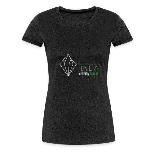 haida - Camiseta premium mujer