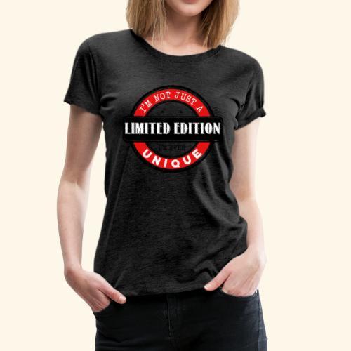 Ich bin einzigartig! - Frauen Premium T-Shirt