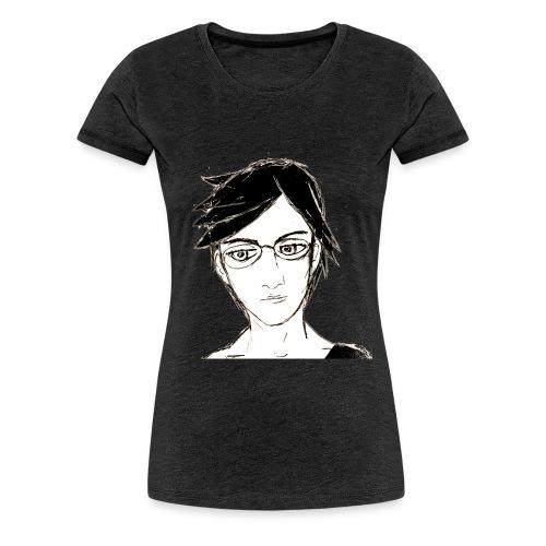 intelectual - Camiseta premium mujer