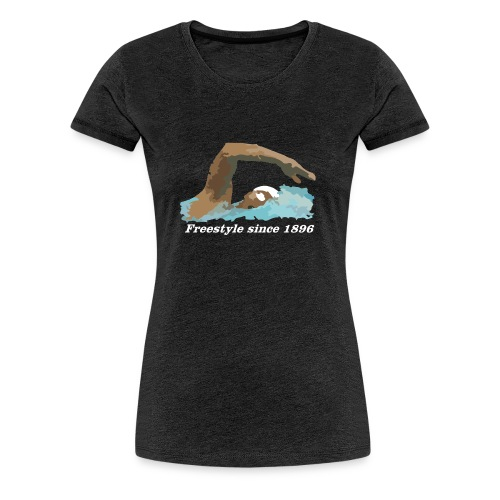 Freestyle2 - Koszulka damska Premium