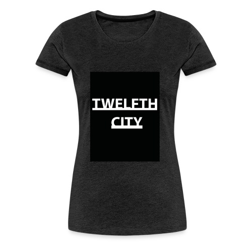 Twelfth City Black - Women's Premium T-Shirt