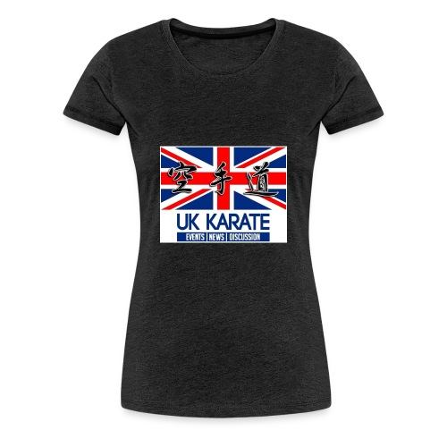 UKkarate - Women's Premium T-Shirt