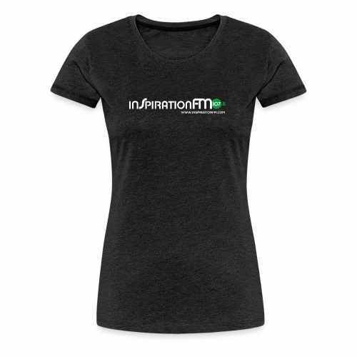 Inspiration FM 107.8 FM Logo Merchandise - Women's Premium T-Shirt