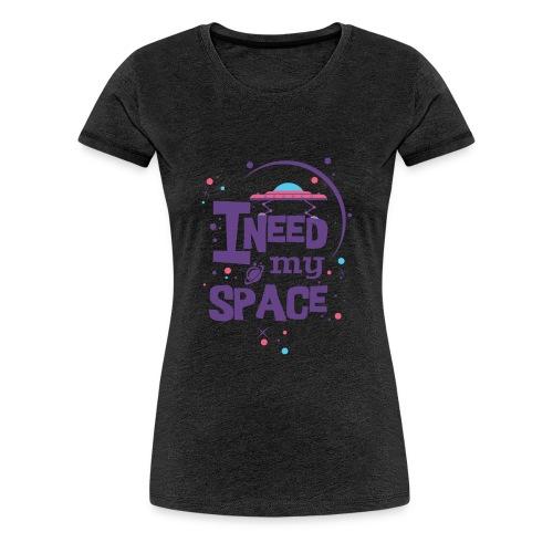 t_shirt_fuer_beste_freundin - Frauen Premium T-Shirt