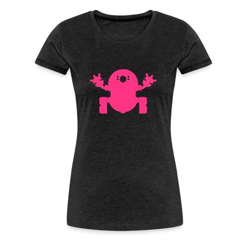 we_want_robots_solo_2 - Women's Premium T-Shirt
