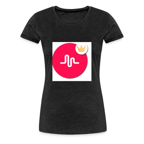 musical.ly - T-shirt Premium Femme