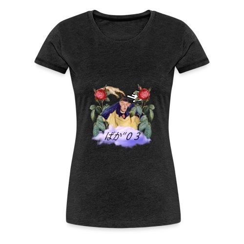 Bake yung lean vaporwave aesthetics - Vrouwen Premium T-shirt