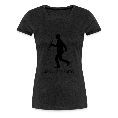 Joolz Guides Merchandise Black logo - Women's Premium T-Shirt