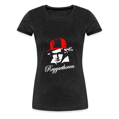 Reggaethoven - Camiseta premium mujer