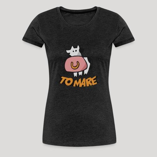 TO MARE - Maglietta Premium da donna