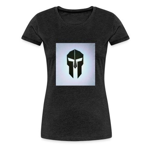 image-jpeg - Premium T-skjorte for kvinner