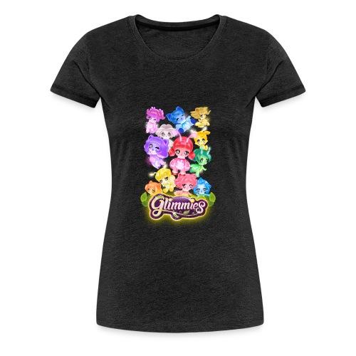 Glimmies Group - Maglietta Premium da donna