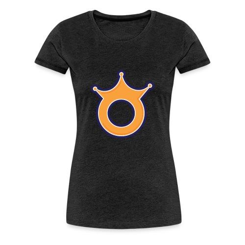 Royals Logo Crest - Women's Premium T-Shirt