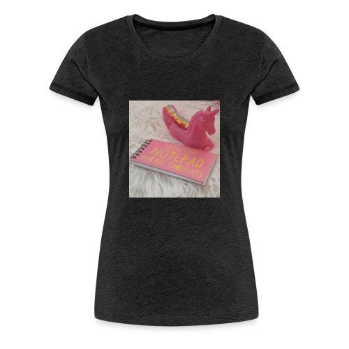 Unicornpic - Naisten premium t-paita