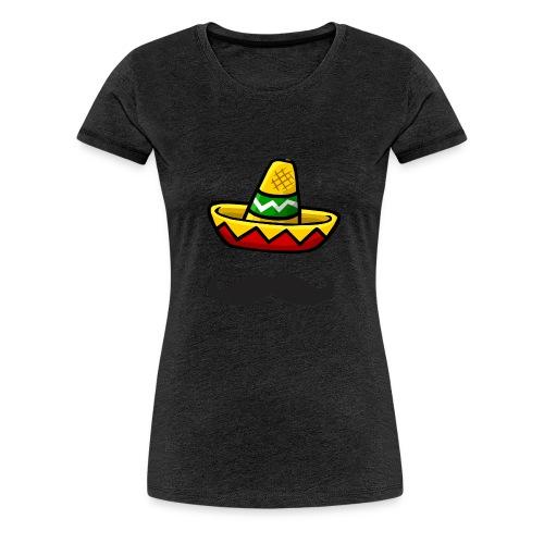 Fantôme mexicain - T-shirt Premium Femme