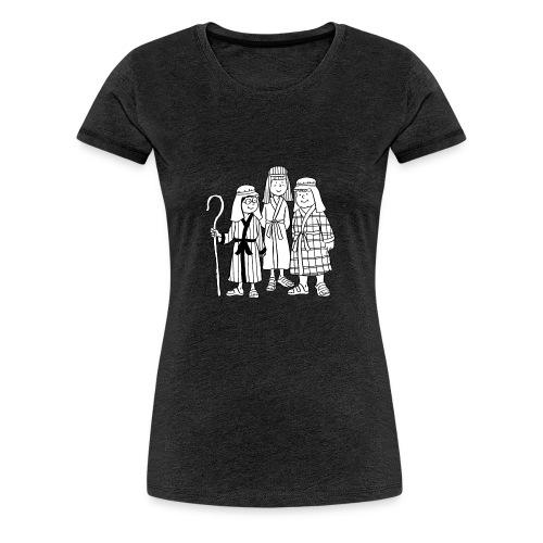 Shepherds - Women's Premium T-Shirt