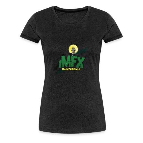 [iMfx] Lubino di merda - Maglietta Premium da donna