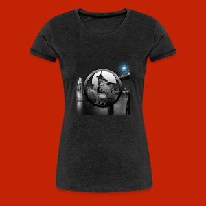 logodeksel - Premium T-skjorte for kvinner