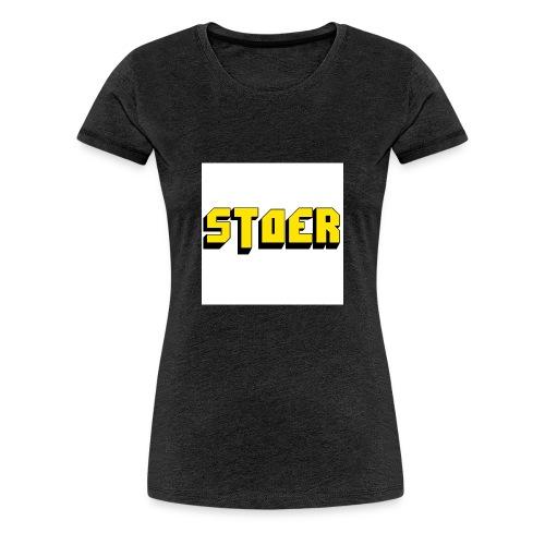 stoer shirt - Vrouwen Premium T-shirt