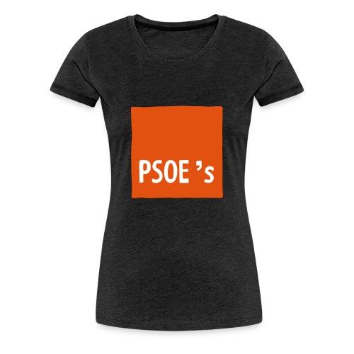 PSOEs - Camiseta premium mujer