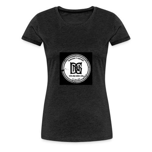 DNG SEAL WHITE - Women's Premium T-Shirt