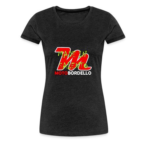 logo motobordello - Maglietta Premium da donna