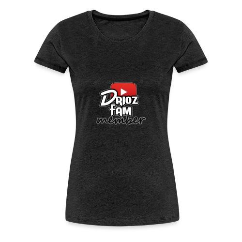 DriozFam Member Merch - Women's Premium T-Shirt