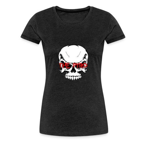 THE PYRO EDITION - Frauen Premium T-Shirt