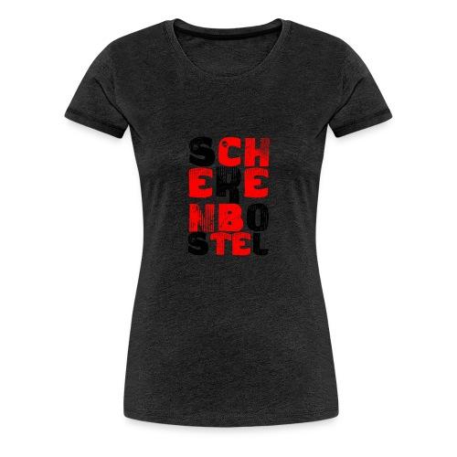 Scherenbostel - Frauen Premium T-Shirt