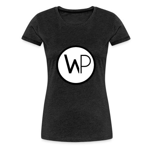 Large Logo - Women's Premium T-Shirt