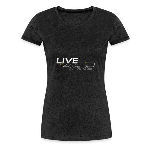 YT_Watermark - Women's Premium T-Shirt