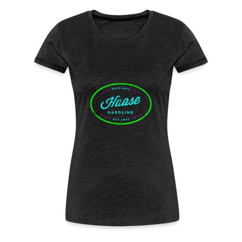 Original Haase Gasoline est. 1991 - Frauen Premium T-Shirt