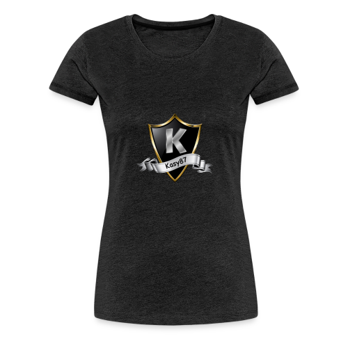 Kasy87 Merch - Frauen Premium T-Shirt